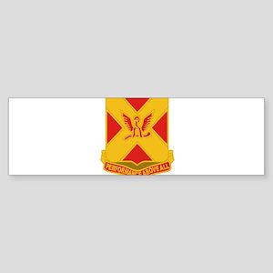 84 Field Artillery Bumper Sticker