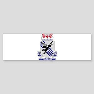 505th Airborne Infantry Regiment Bumper Sticker