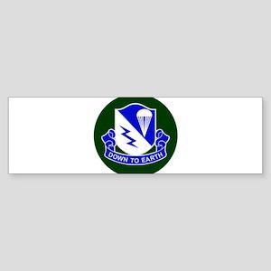 507th_infantry_regiment_airborne_du Bumper Sticker
