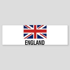 I Heart England Bumper Sticker