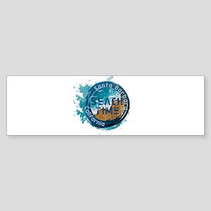 California - Santa Barbara Bumper Sticker