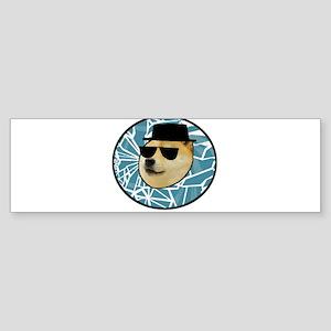 Heisendoge Bumper Sticker