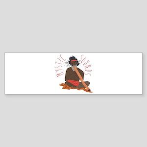 Mystic Sounds Bumper Sticker