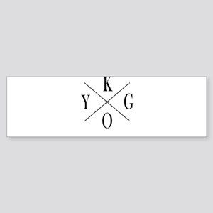 KYGO Bumper Sticker