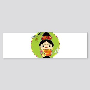 Frida Kahlo Bumper Sticker