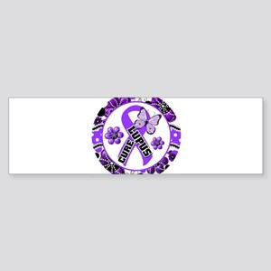 Lupus Sticker (Bumper)