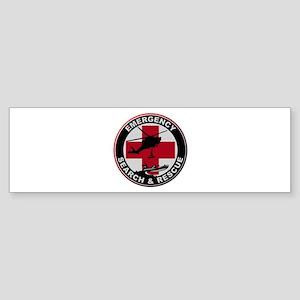 Emergency Rescue Bumper Sticker