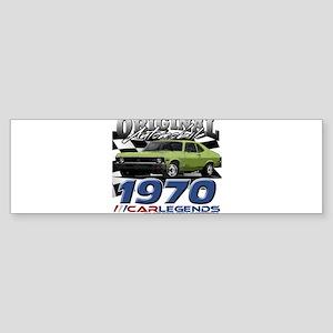 1970 Nova Bumper Sticker