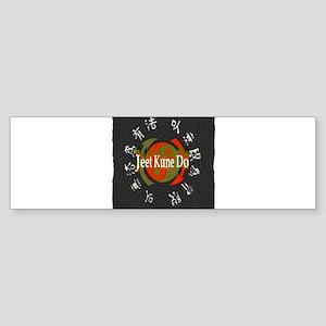Jeet Kune Do Bumper Sticker