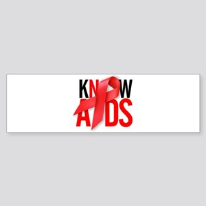 Aids T-Shirts World AIDS Day Bumper Sticker