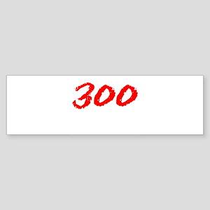 300 Spartans Sparta Bumper Sticker