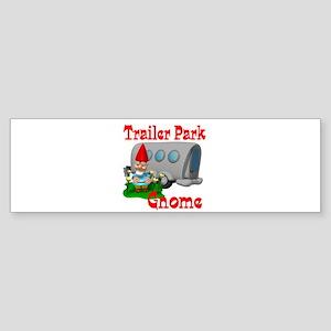 Trailer Park Gnome Sticker (Bumper)