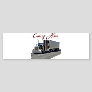 Coming Home Bumper Sticker