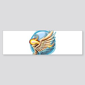 Pathfinder Badge Bumper Sticker