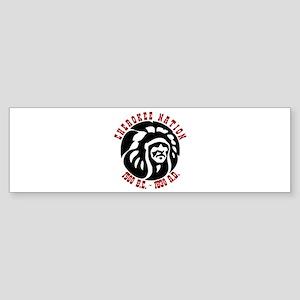 Cherokee Nation Bumper Sticker