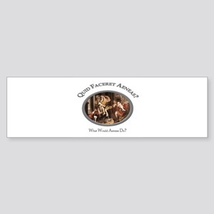 What Would Aeneas Do? Bumper Sticker
