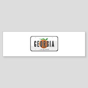Georgia Sticker (Bumper)