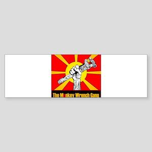 The Monkey Wrench Gang Sticker (Bumper)