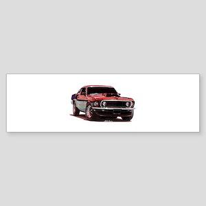 Mustang 1969 Bumper Sticker