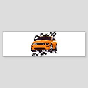 Mustang 2005 - 2009 Bumper Sticker