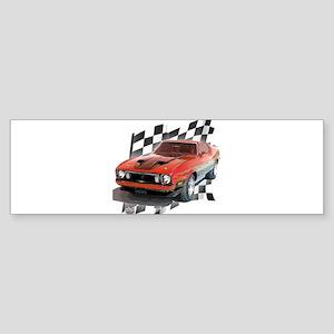 Mustang 1973 Bumper Sticker