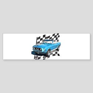 Mustang 1967 Bumper Sticker
