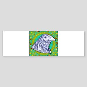 Decorative Muff Gamecock Sticker (Bumper)
