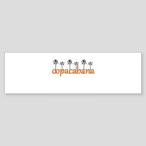 copacabana Sticker (Bumper)