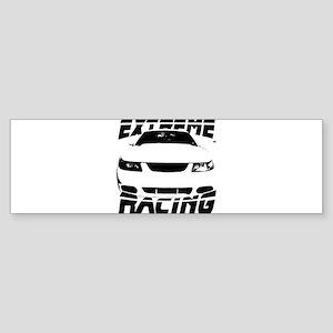 Racing Mustang 99 2004 Sticker (Bumper)