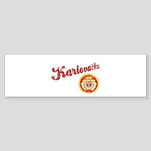 Karlovacko Sticker (Bumper)