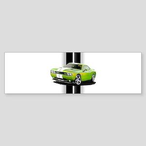 New Challenger Green Sticker (Bumper)