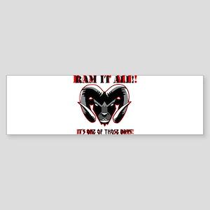 RAM_IT Bumper Sticker