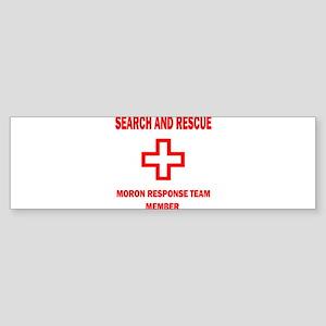 Rescue Sticker (Bumper)