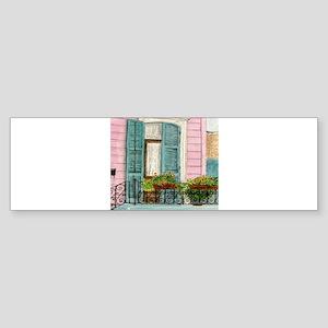 New Orleans Door Sticker (Bumper)