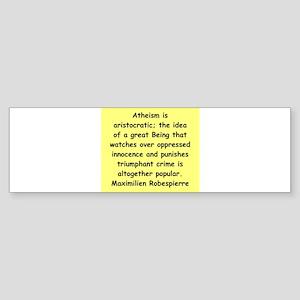 5 Sticker (Bumper)