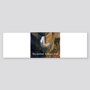 Yellowstone National Park Sticker (Bumper)