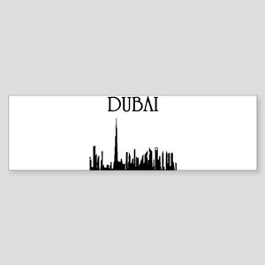 Dubai Bumper Sticker