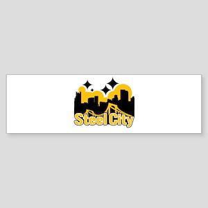 Steel City Bumper Sticker