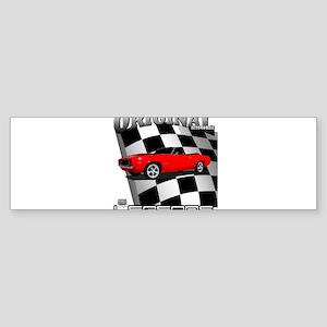 Musclecar 1969 Top 100 Bumper Sticker