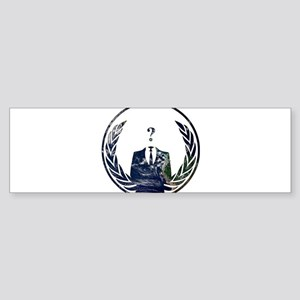 Anonymous Bumper Sticker