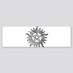 Supernatural Symbol Bumper Sticker