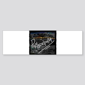 philadelphia Bumper Sticker