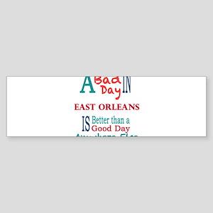 East Orleans Bumper Sticker