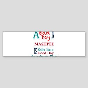 Mashpee Bumper Sticker