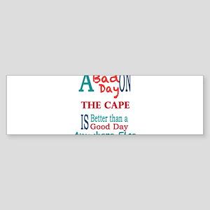 The Cape Bumper Sticker