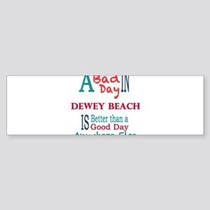 Dewey Beach Bumper Sticker