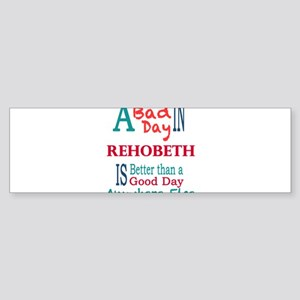 Rehobeth Bumper Sticker