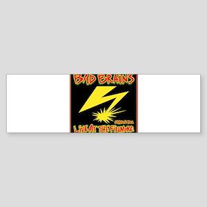 Bad Brains Live at the Fillmore 1982 Bumper Sticke