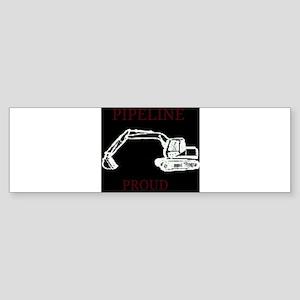 pipeline proud Bumper Sticker