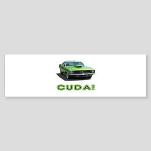 CUDA! Bumper Sticker